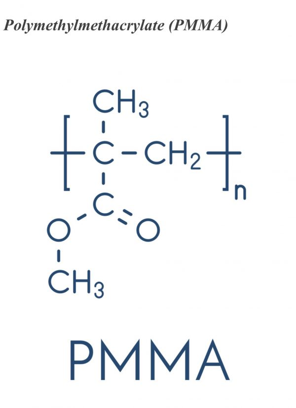 Polymethylmethacrylate (PMMA)